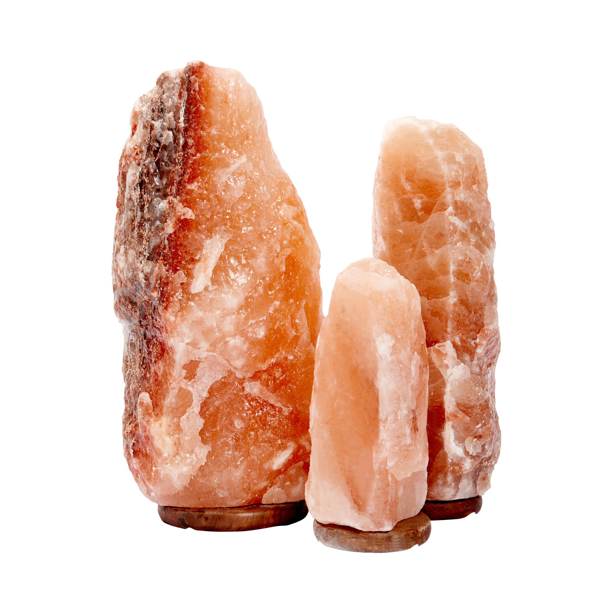 in stock certified salt lamp 21 25lbs